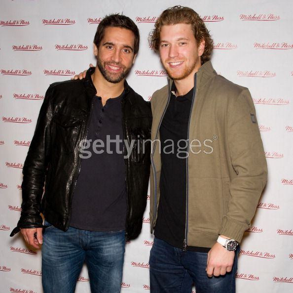 My almost 20yr old daughter is gonna LOVE this pic!!!!! (I do too! lol) Talbot & Giroux!