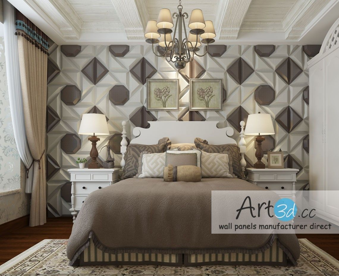 Decorative Wall Tiles For Living Room Bedroom Wall Design Ideas  Bedroom Wall Decor Ideas  Faux