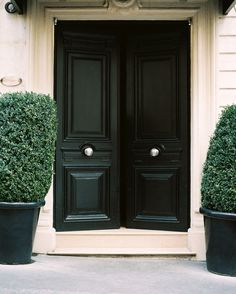 black double exterior doors Google Search the new 929