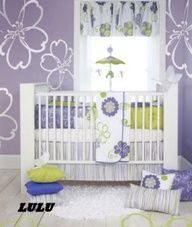 sweet for a baby room!!
