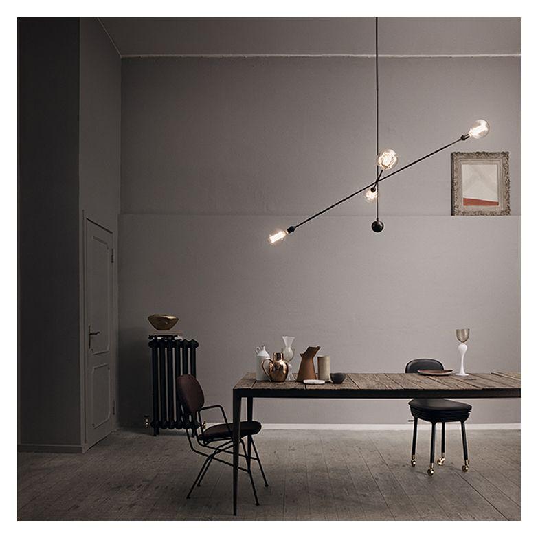 oliver gustav interiors photographed by heidi lerkenfeldt pendants lightning pinterest. Black Bedroom Furniture Sets. Home Design Ideas