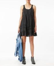 Vally dress Offblack (9073) 299 SEK