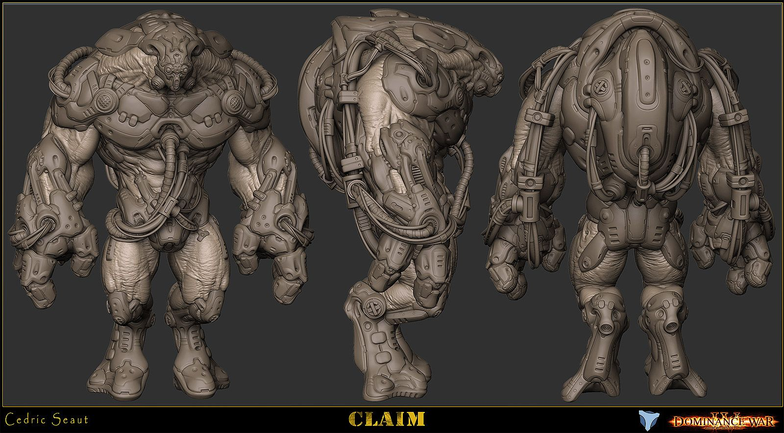 Cmivfx Zbrush Character Concept Design : Http zbrushcentral attachment php attachmentid