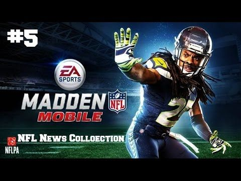 Awesome Madden Mobile Ep 5 Nfl News Collections Amazing