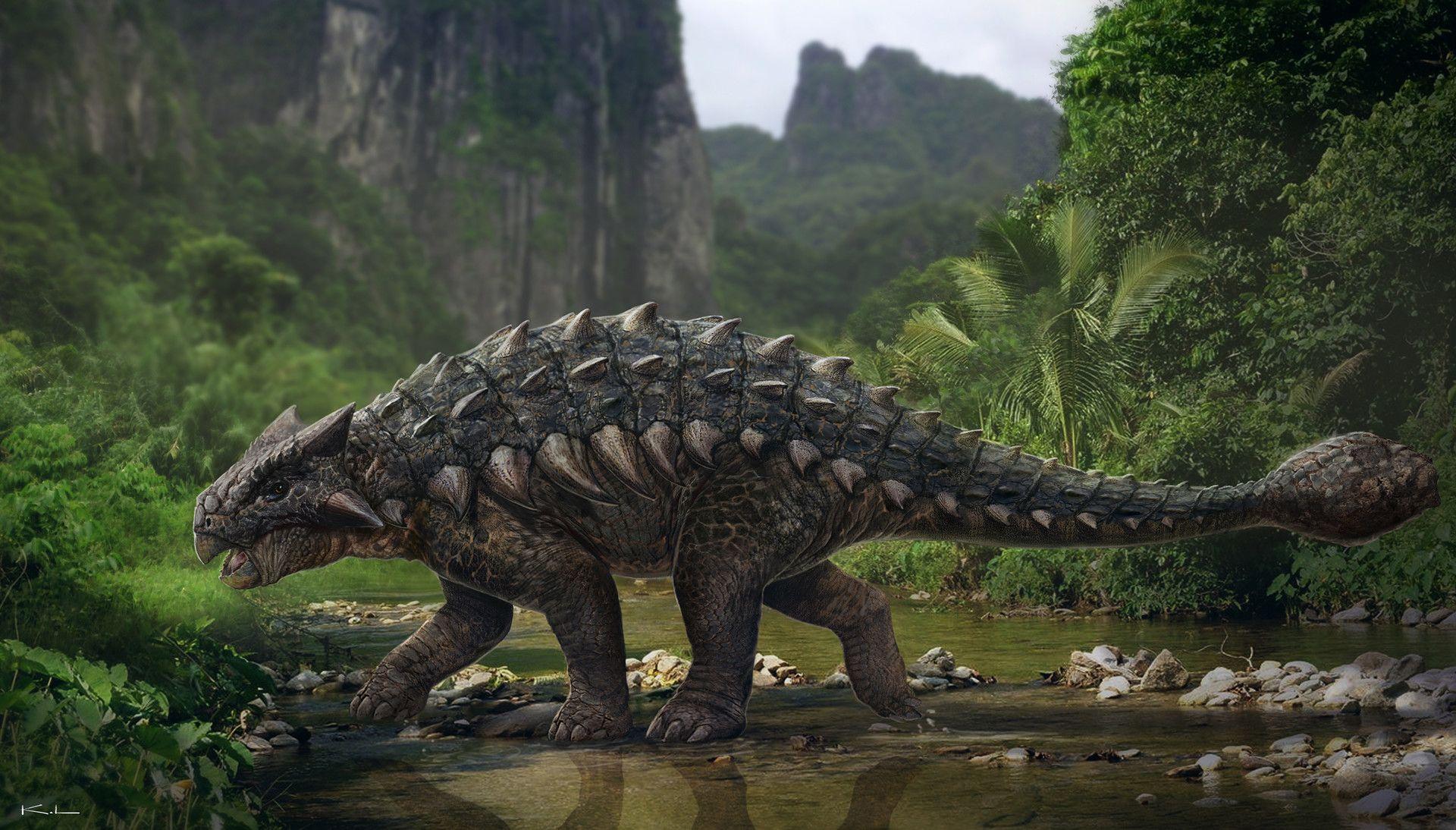 Image result for ankylosaurus