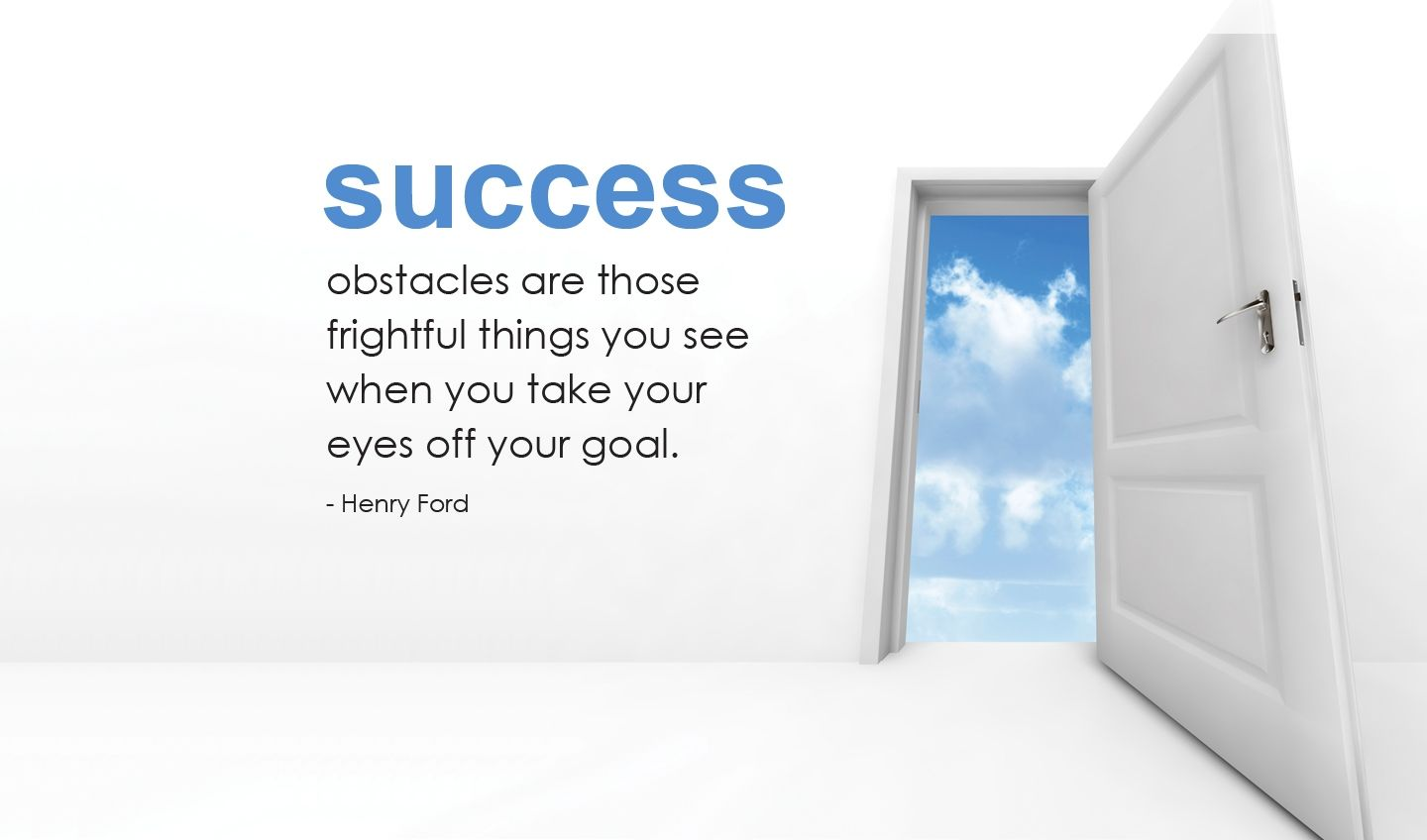 Image result for obstacles are frightful things see when