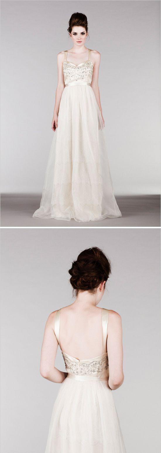 2015 SAJA Bridal Collection   Pinterest   Das kleid, Hochzeitskleid ...