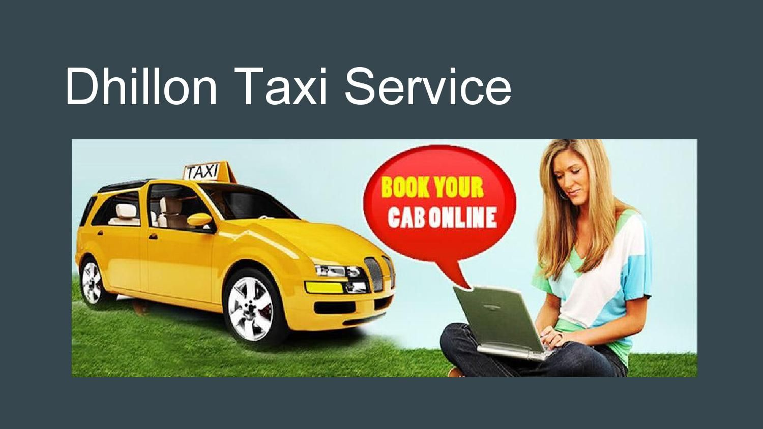 Dhillon Taxi Service is a leading taxi service provider in the Chandigarh region. We provide an economic & reliable taxi service in Chandigarh and its adjacent territories.