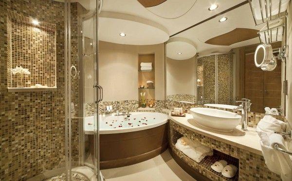 lujosos cuartos de baño Baño todo un mundo Pinterest Cuarto de - baos lujosos