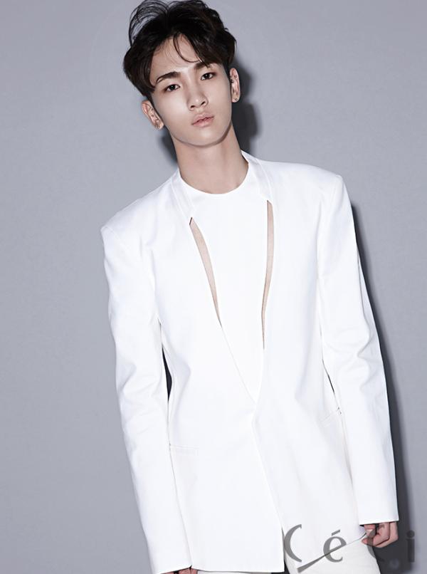 SHINee\'s Key Kim Ki Bum Ceci Magazine October 2015 Photoshoot ...