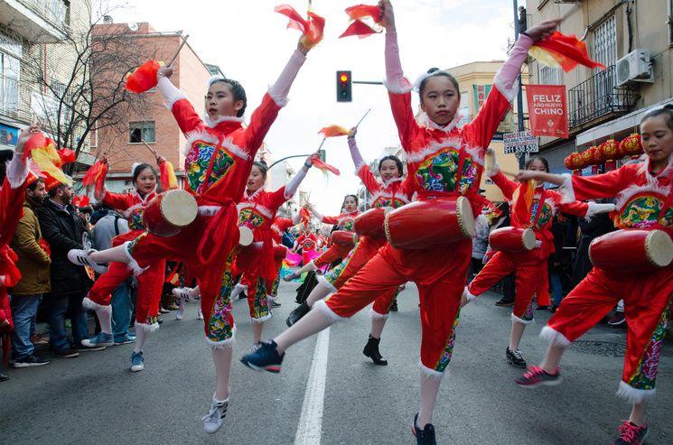 Fuenlabrada Noticias Fin De Año Chino Año Nuevo Chino Año Chino