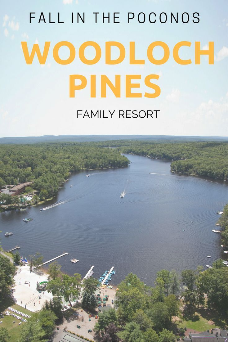 Fall In The Poconos: Woodloch Pines Family Resort Review