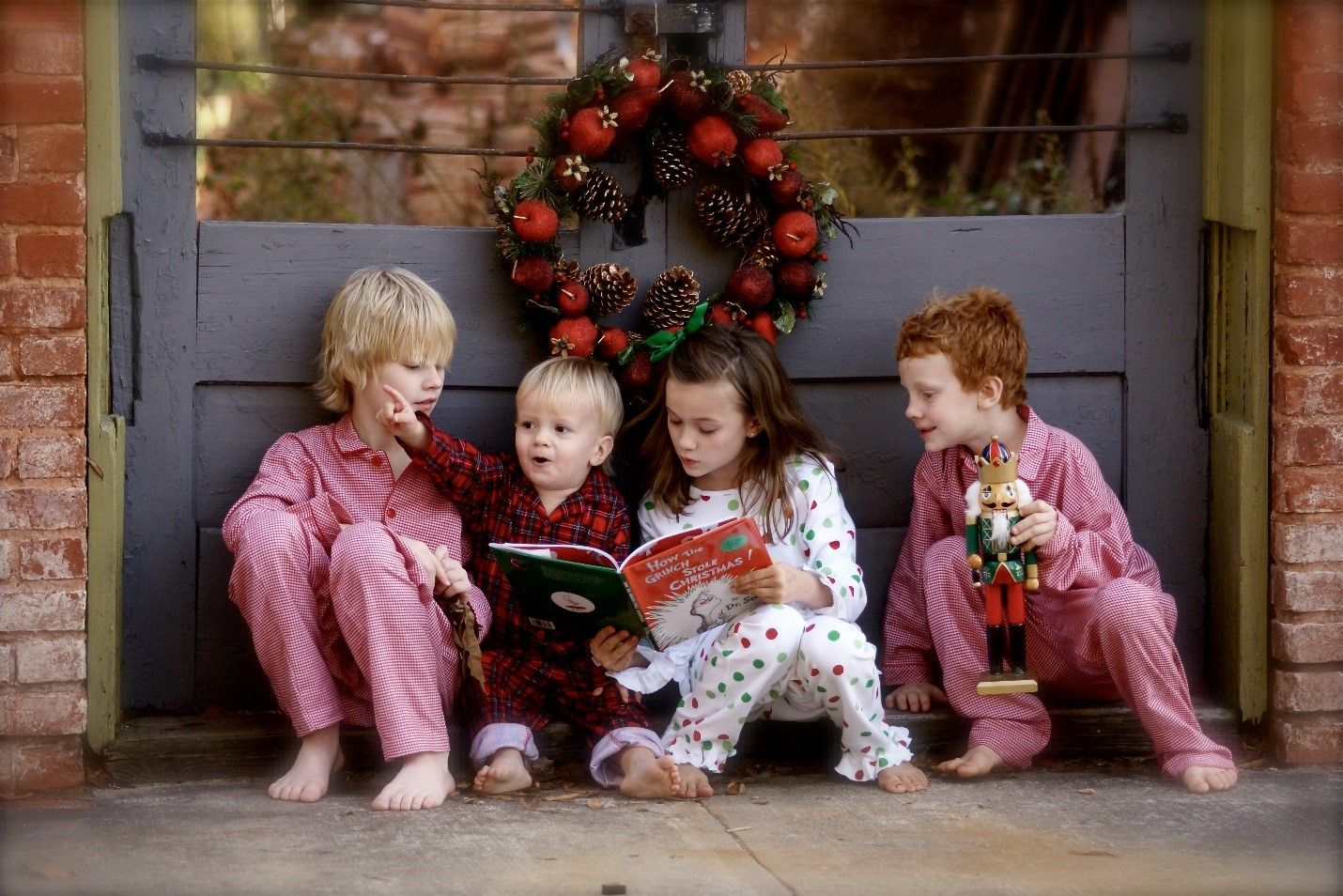 This Christmas- have your children use their imagination more by reading and playing together with their toys.  Turn off the TV and video games.  They will have a lot of fun and learn team work.