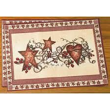 Country Hearts And Stars Kitchen Decor Home