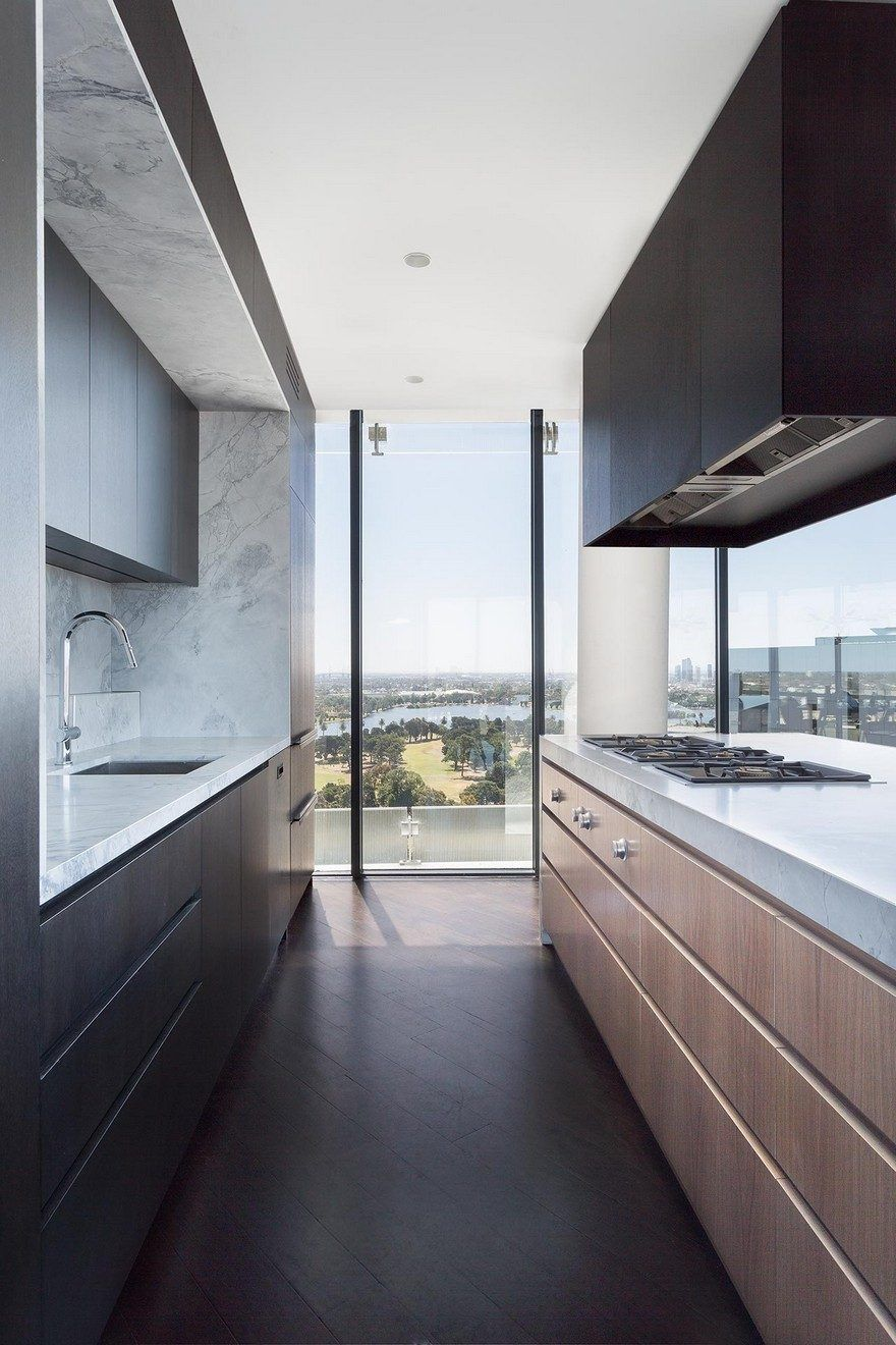 Luxurious Penthouse Located in Melbourne\'s Iconic Yve Building ...