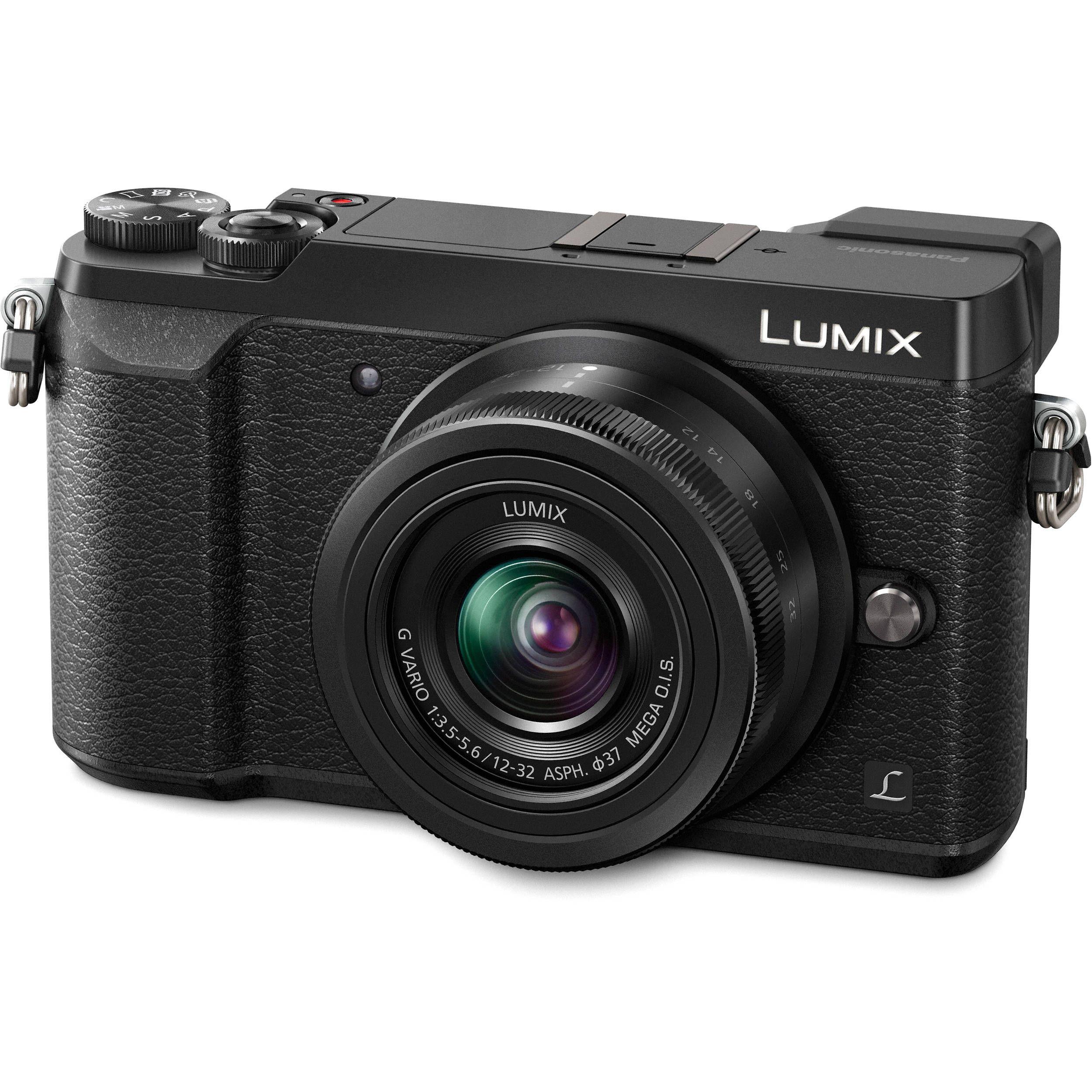 Panasonic Lumix DMC-GX85 Mirrorless Micro Four Thirds Digital ...