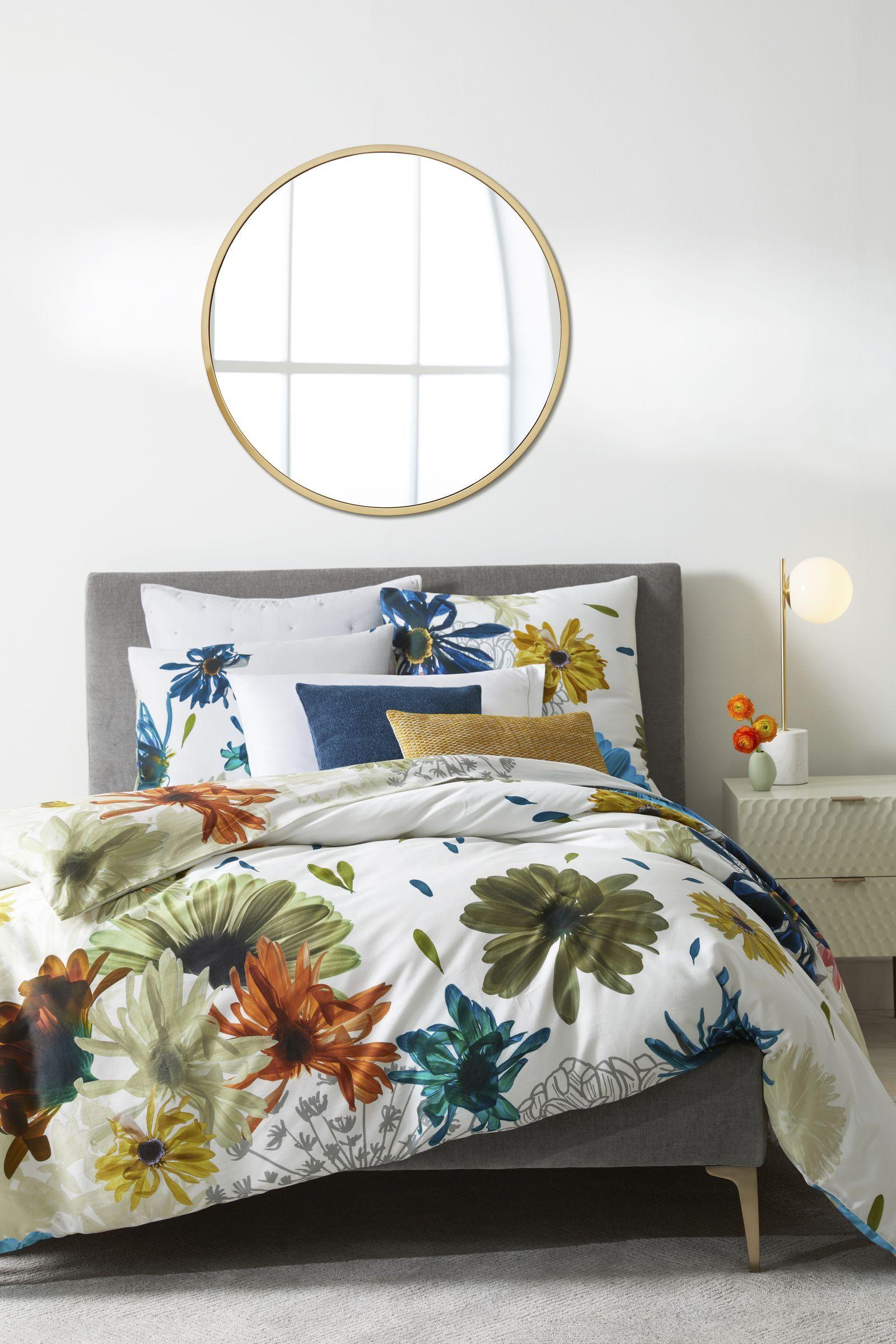 Your Organic Bedroom: The Biggest Bedroom Trends For 2018