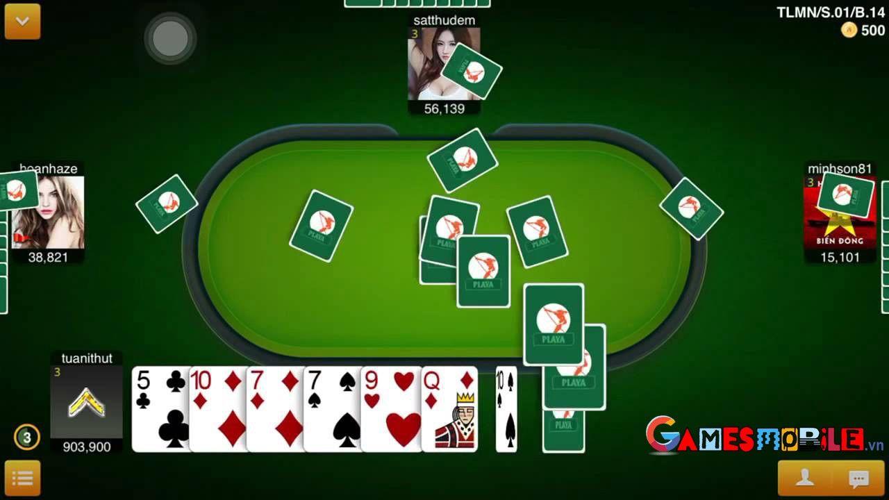 Chơi game đánh bài miền bắc online (Có hình ảnh) Chơi game
