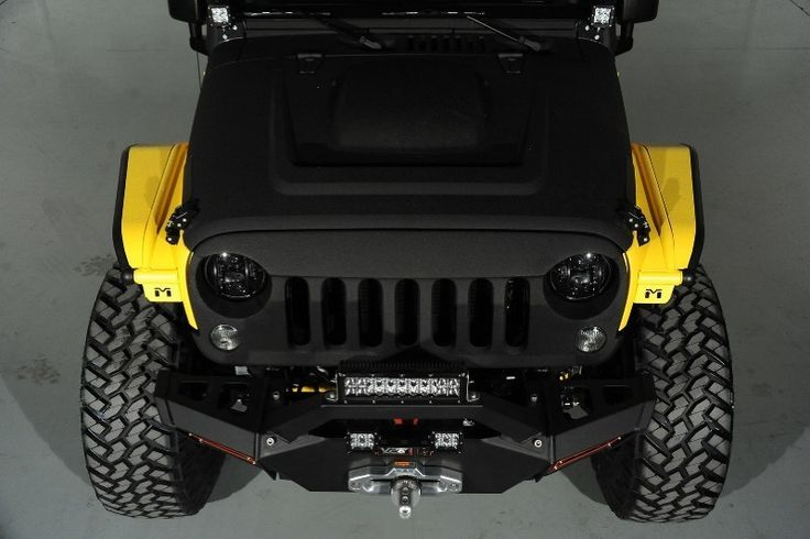 Black And Yellow Jeep Wrangler Google Search Jeep Wrangler