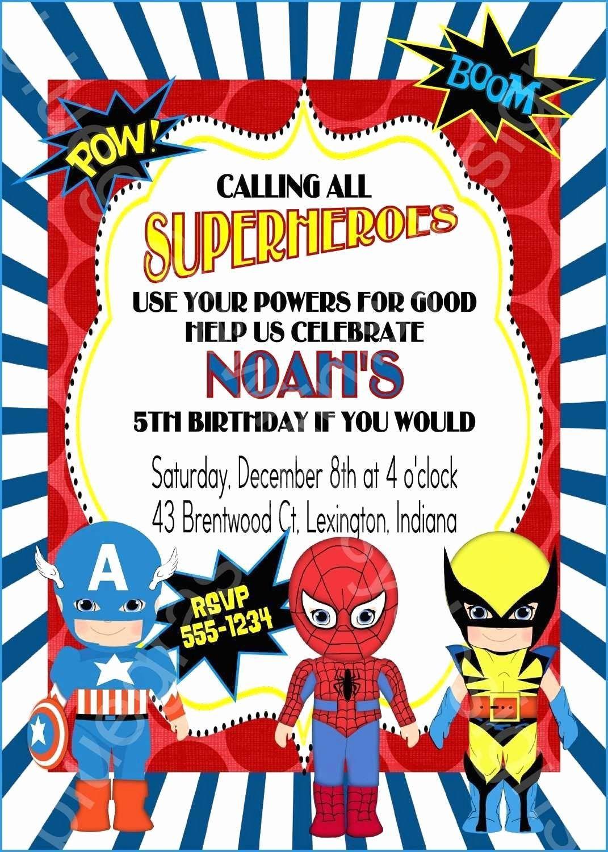 Superhero Invitation Template Free Harlem Printable Invitations Superhero Party Invitations Superhero Birthday Party Invitations Superhero Birthday Invitations
