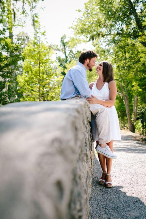 Charleston Wedding Engagement At Cypress Garden Via Carolina Photosmith Http Carolinaphotosmith