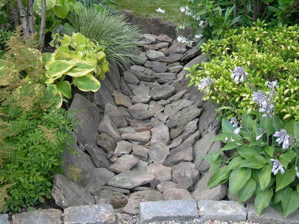 35 Elegant Backyard Design Ideas Landscape Drainage Pond Landscaping Yard Drainage