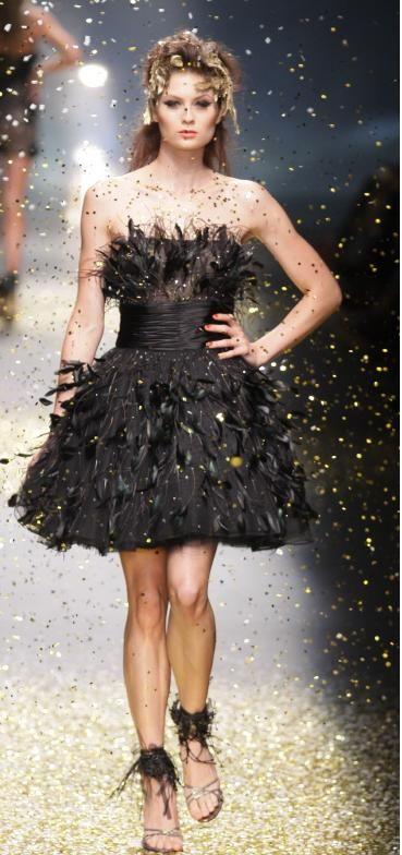 Spero Villioti Haute Couture dress.   Available at the Jatine boutique.