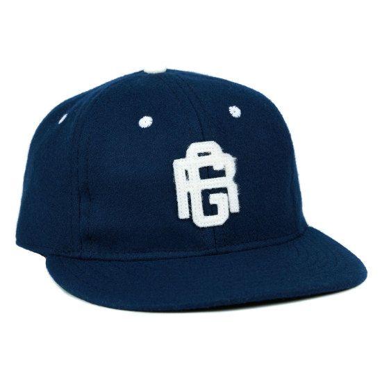 9c7ced738a3 Grand Rapids Black Sox 1947 Vintage Ballcap