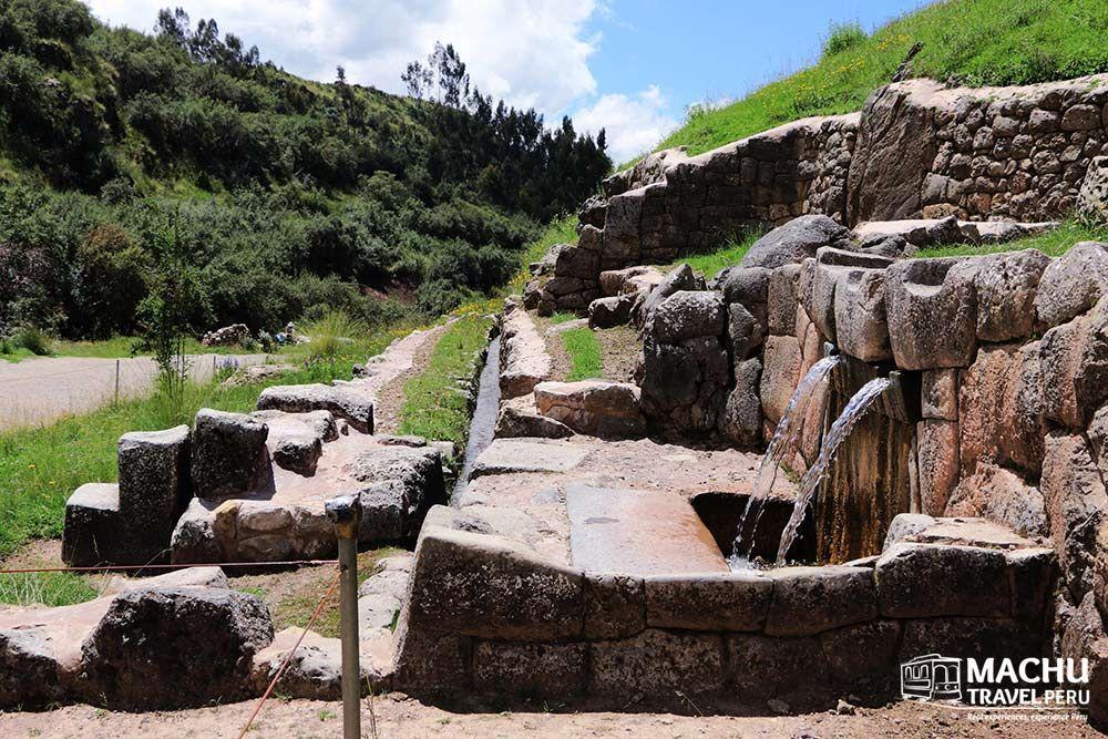 Water Sign of Life #WaterSign #Saqsayhuaman #BestOfPeru #Cusco #Peru #MachuTravelPeru #CustomMadeTours #Travel #SharingPleasantMoments