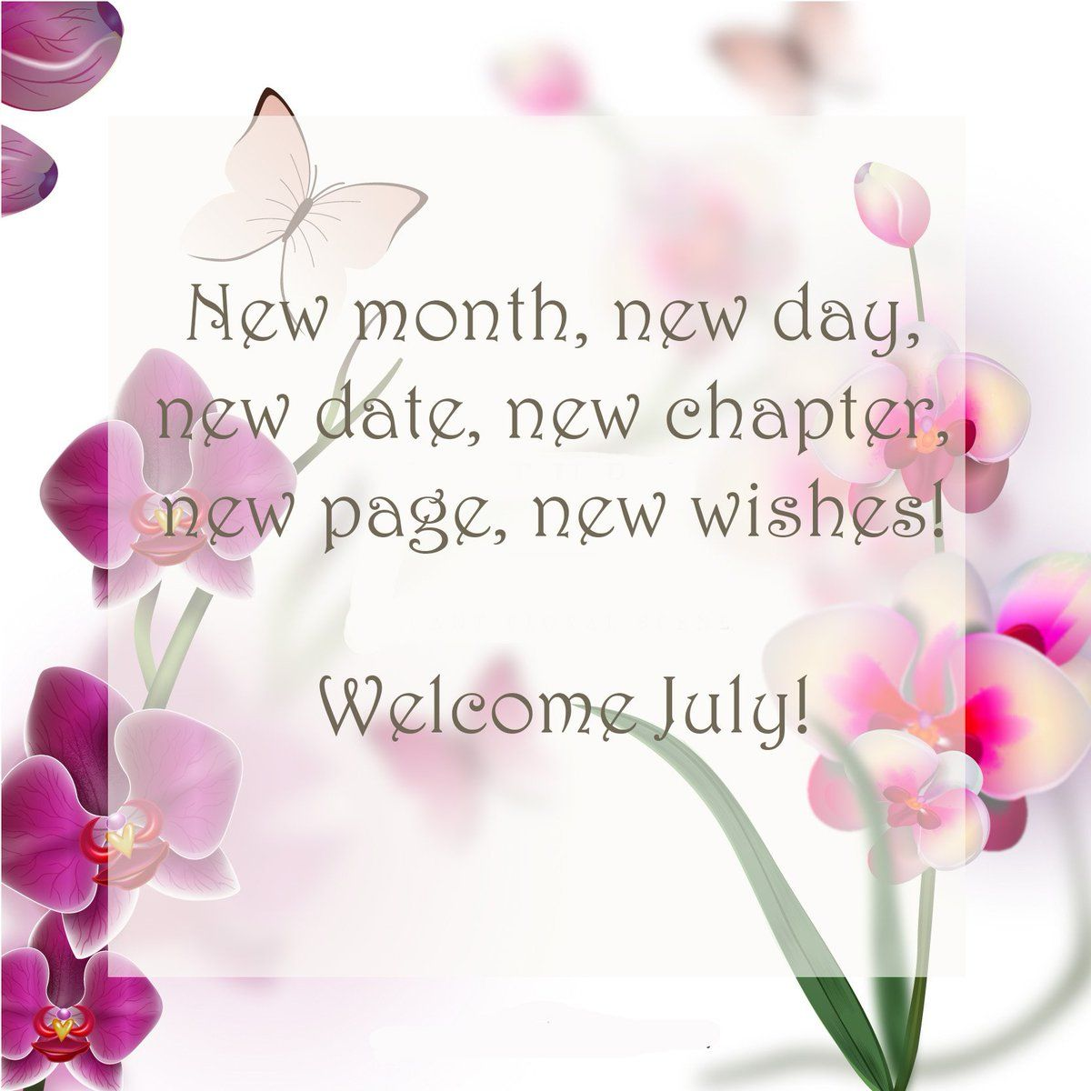 Pin by Ashok Singh on Welcome July Quotes | Welcome july