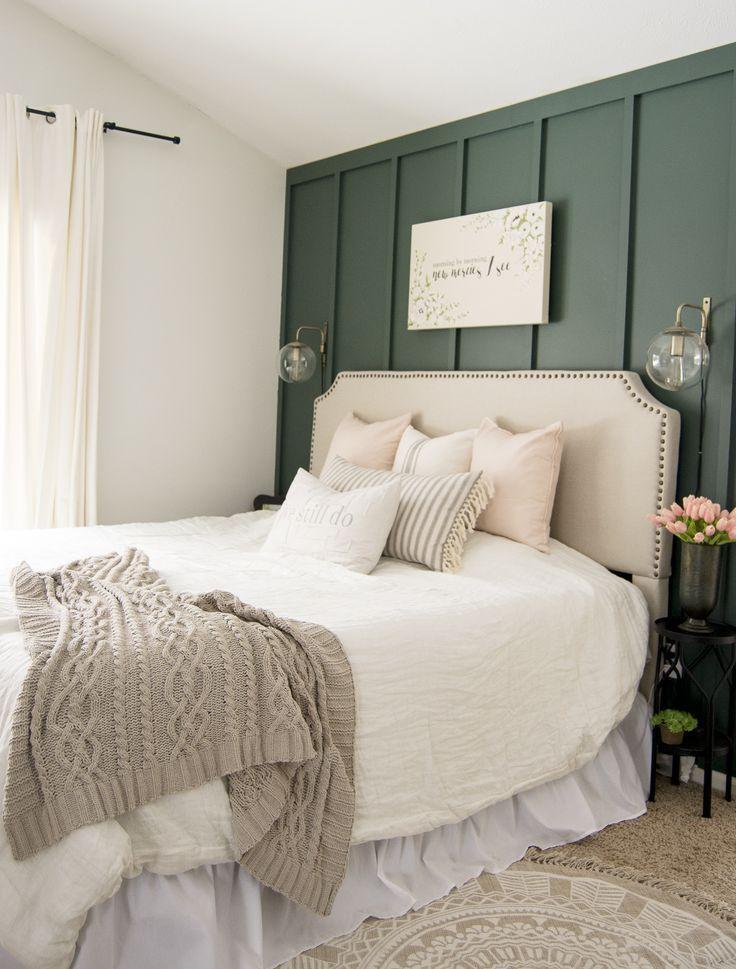Key Elements of a Modern Farmhouse Bedroom #modernfarmhousebedroom