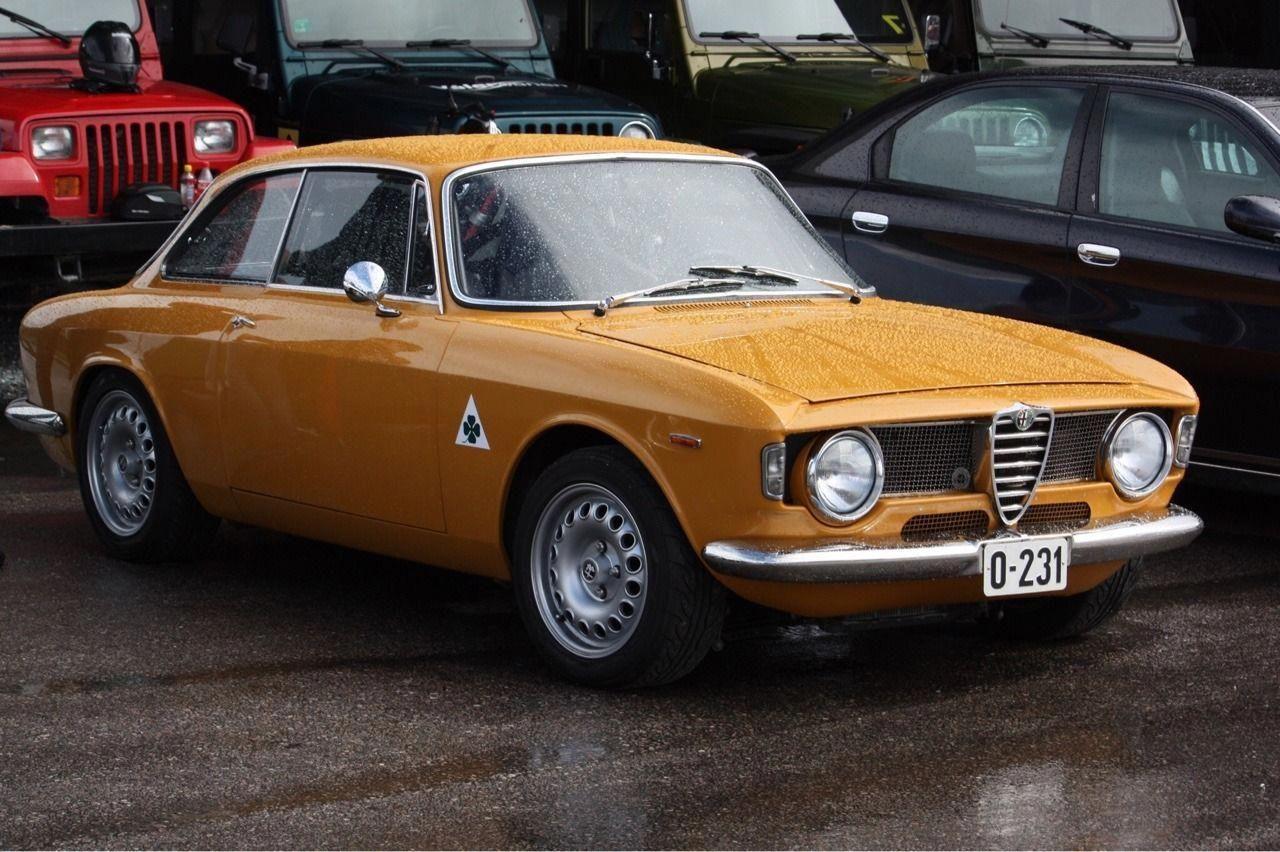 Norwegianalfisti Alfa Romeo 1300gt Junior