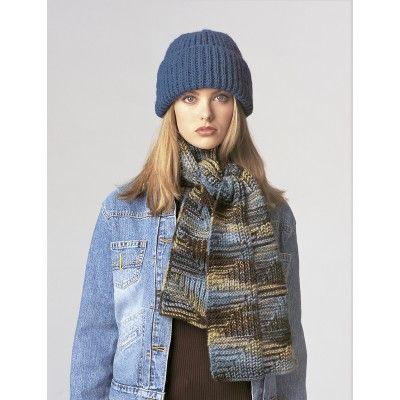 Free Intermediate Womens Hat Pinterest Stitch Knit