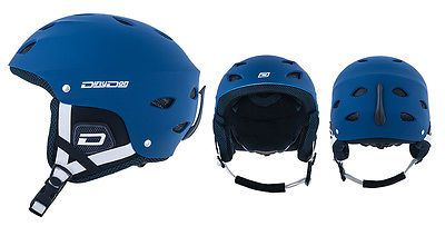 c4300d8a8d3 Dirty dog ski  helmet  orbit blue unisex new skiing  snowboarding