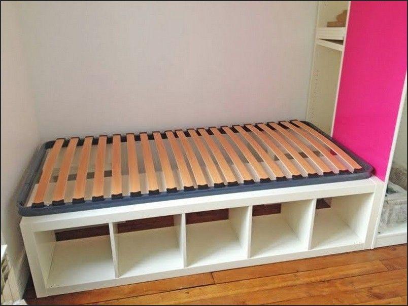 Ikea Hack Bed Frame Ikeahack Ikea Bed Ikeabedhack Platformbed
