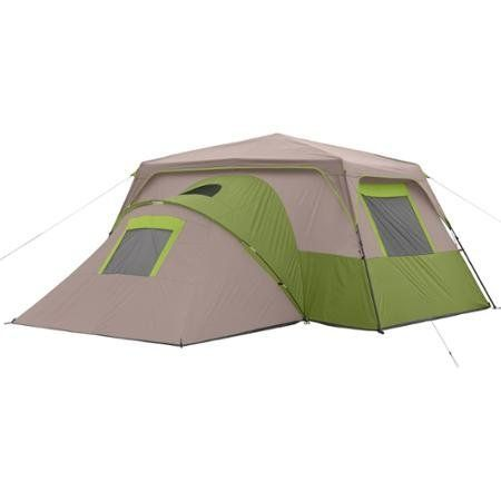 Ozark Trail 11 Person 3 Room Instant Cabin Tent >>> You can find more details by visiting the image link.