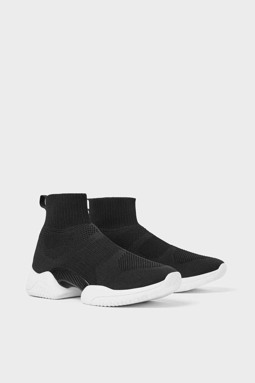ZARA - SOCK SNEAKERS | Socks sneakers