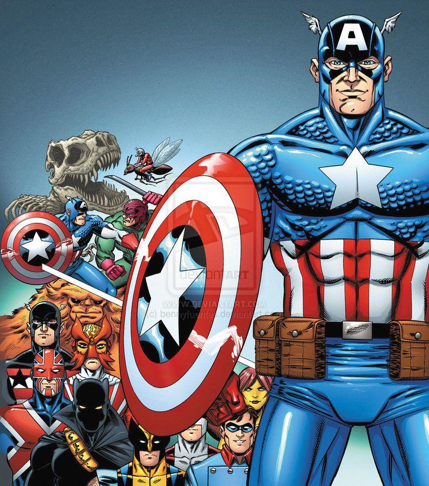 Marvel Super Heroes 60 Superhéroes: Marvel Super Heroes