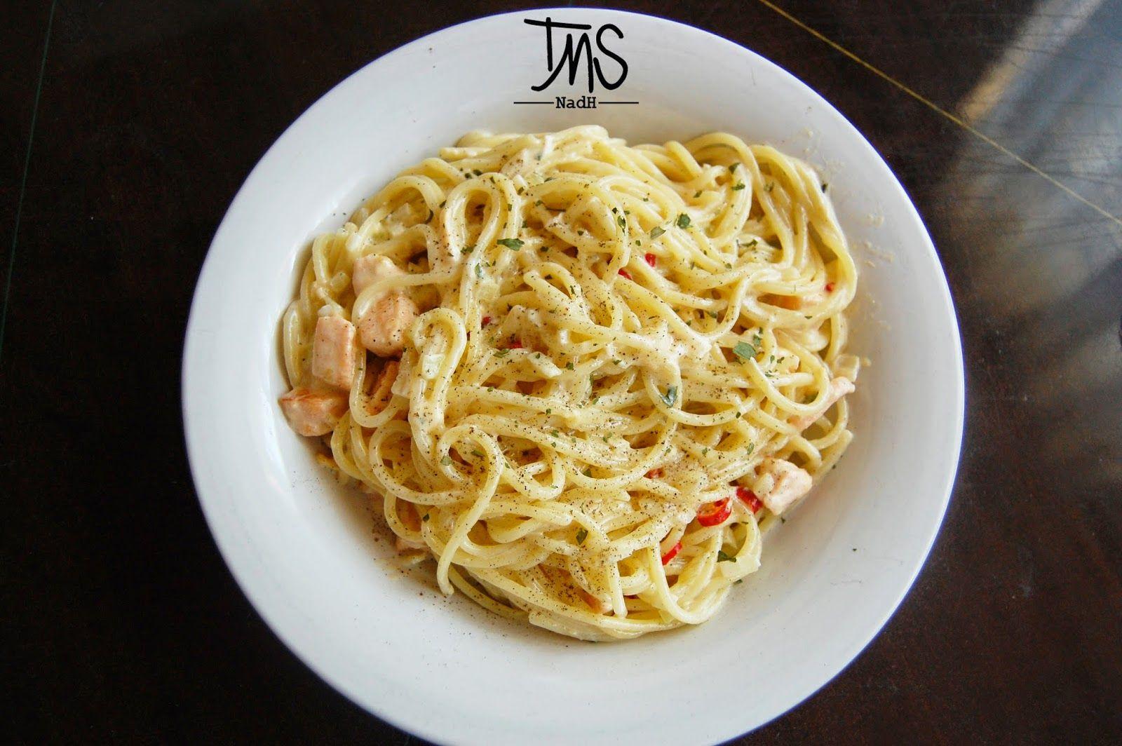 Betere Spaghetti Carbonara Salmone ala Vapiano | Carbonara, Carbonara rezept AS-03