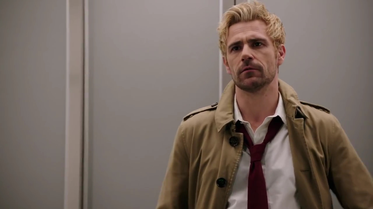 Matt Ryan Will Once Again Play John Constantine On Two Upcoming Episodes Of Dc S Legends Of Tomorrow John Constantine Constantine Constantine Hellblazer