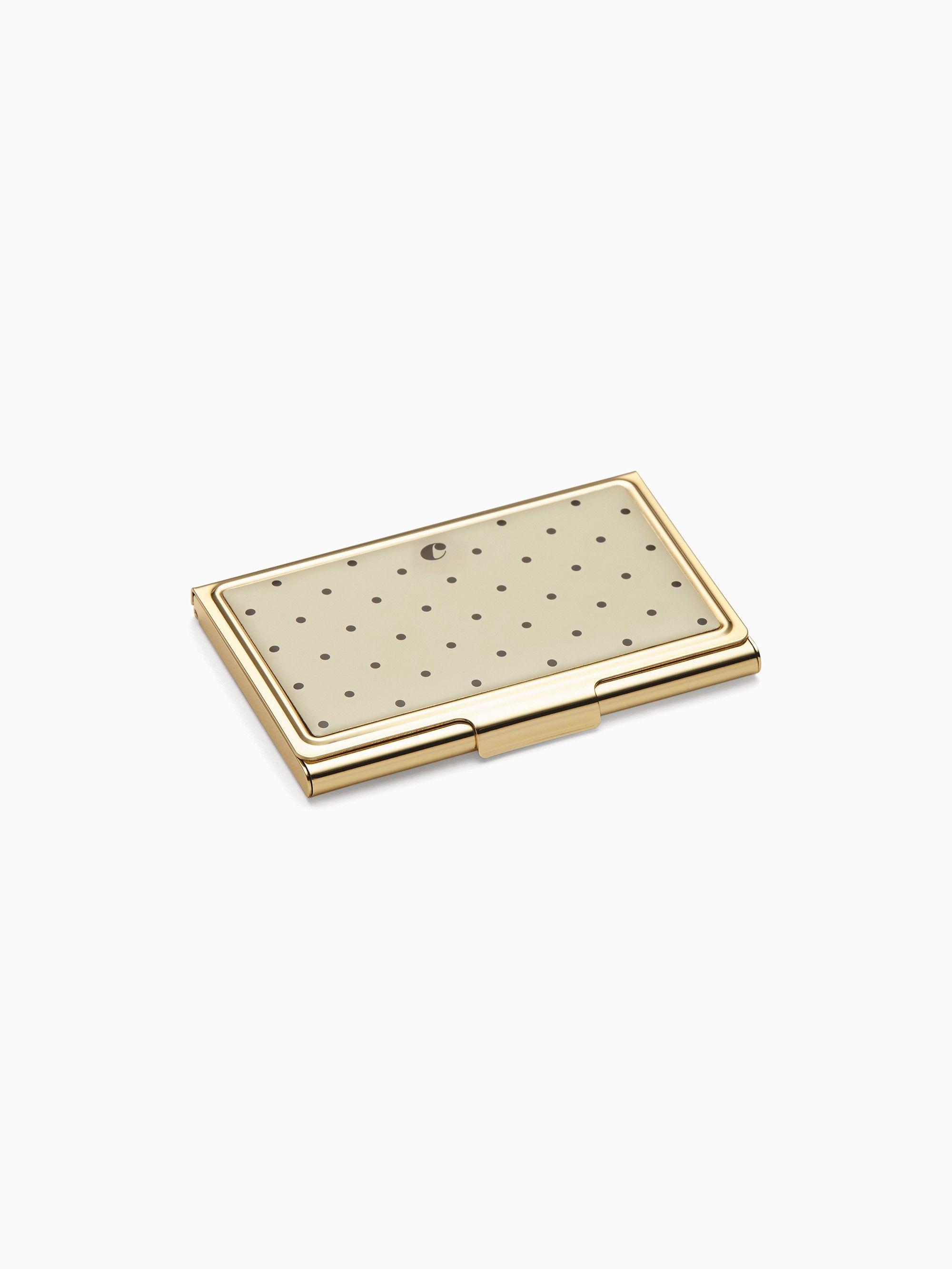 Kate Spade Down To Business Card Holder Katespade