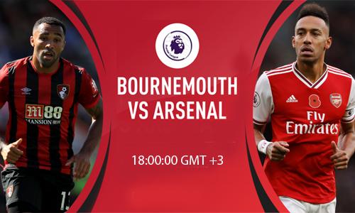 Bournemouth Vs Arsenal PremierLeague UK England