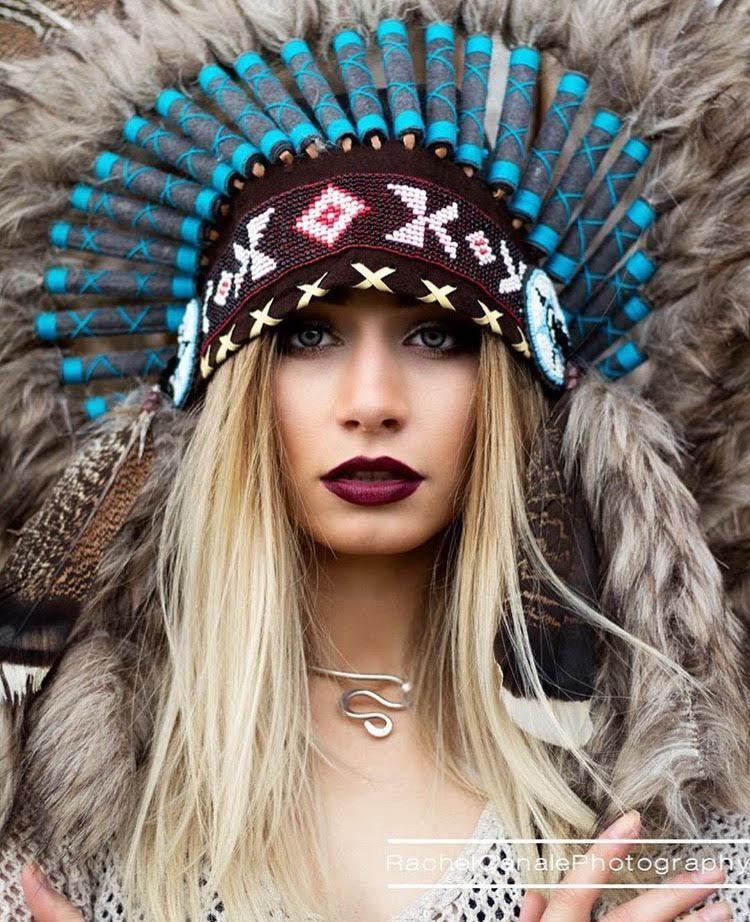 Native American Girl Headdress SHOP it ONLINE. Novum ...