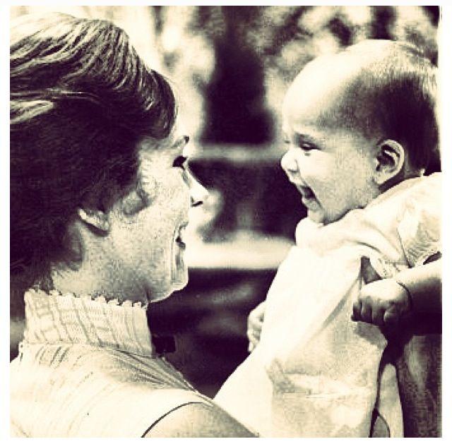 Julie Andrews And Daughter Emma Walton Hamilton Julie Andrews