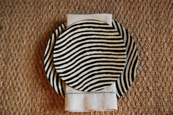 Joseph Abboud Zebra Print dishes. Looks like he flopped in the dinnerware line. Its & Joseph Abboud Zebra Print dishes. Looks like he flopped in the ...