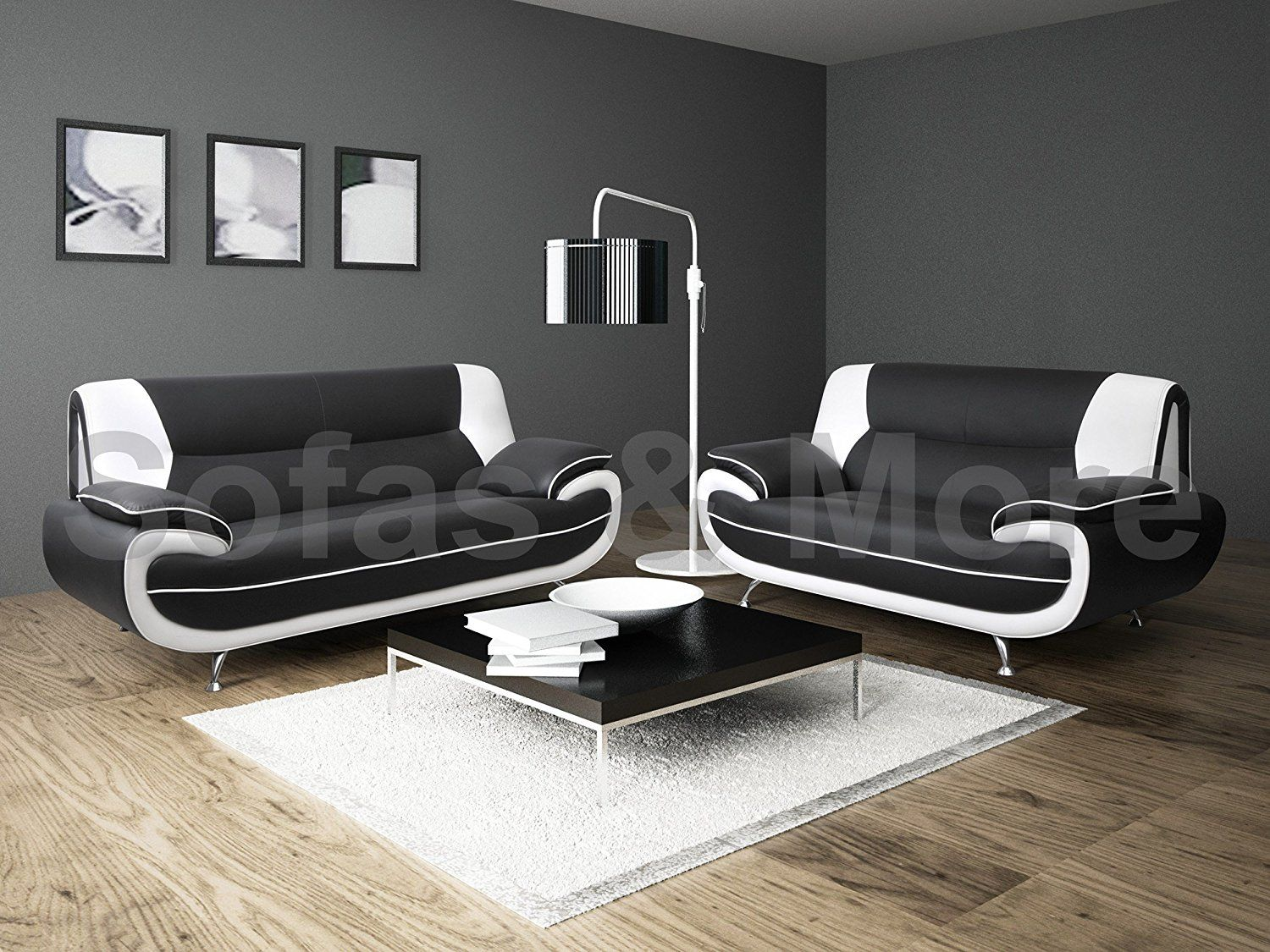 Best Black And White Sofa With Images 2 Seater Corner Sofa 400 x 300