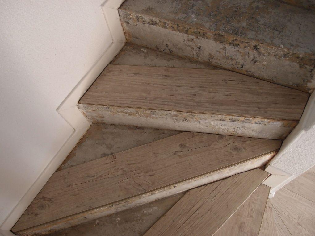 Poser Du Parquet Flottant Sur Un Escalier Lesbricoleursdebutants Overblog Com Pose Parquet Flottant Pose Parquet Parquet Flottant