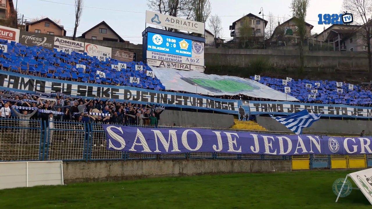Izvještaj FK Željezničar FK Sloboda 42 (FULL HD
