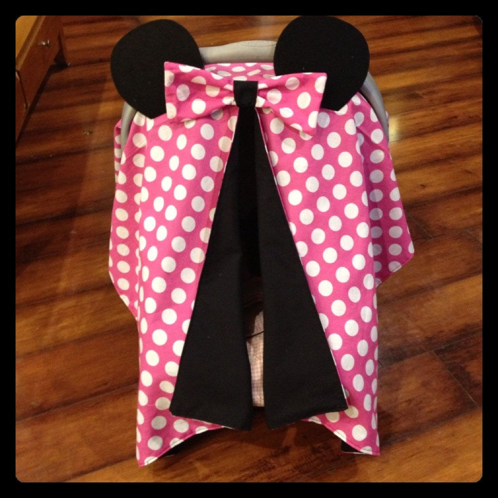 minnie mouse car seat instructions