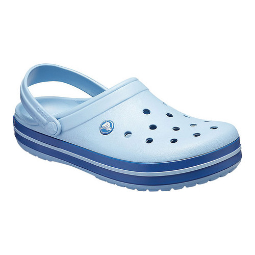 3bb20cd4dad Crocs Crocband - Chambray Blue Blue Jean Clogs in 2019